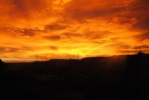 sunset-85358_640